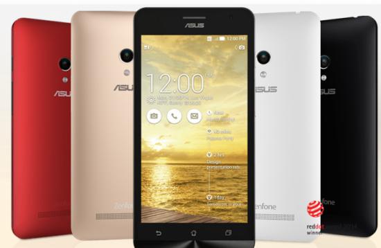 ZenFone 5  A500KL ASUS