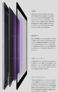 iPad Pro   デザイン  1