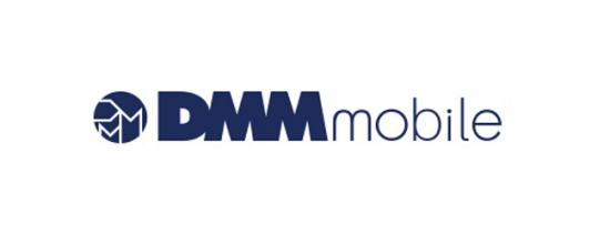 DMM mobile logo