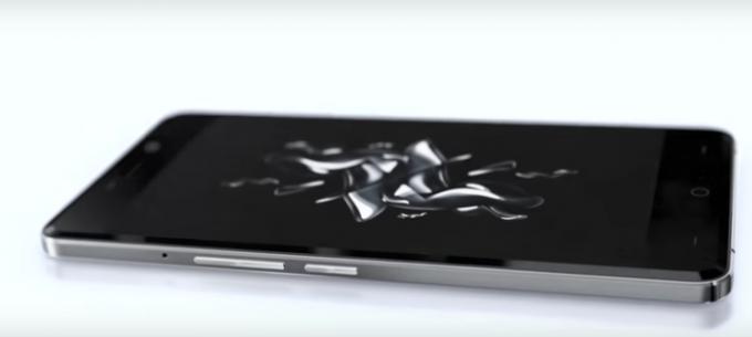 OnePlus X ディスプレイ