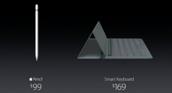 apple pencil smart keyboard