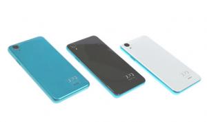 UPQ Phone A01   背面