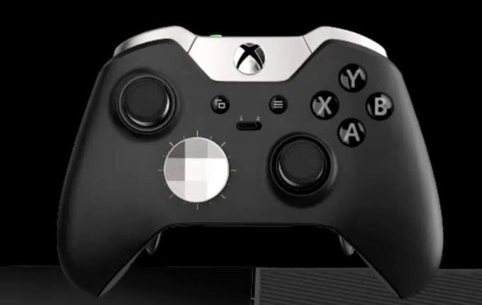 xbox elite wireless controller design
