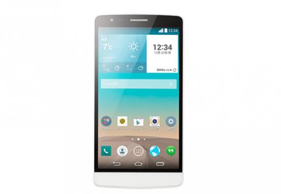 LG G3 Beat UQ mobile