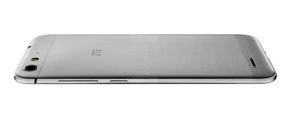 ZTE blade v6 design