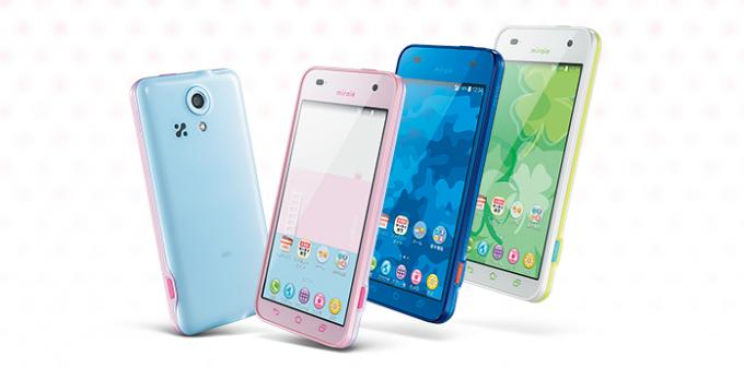 miraie(ミライエ)   スマートフォン(Android スマホ)   au