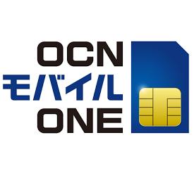 ocn モバイル one LOGO