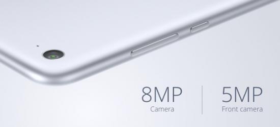 XiaoMi Mi Pad 2 64GB camera