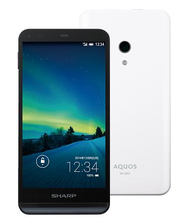 楽天モバイル  AQUOS SH M01