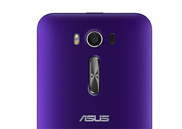 ASUS ZenFone 2 Laser【IIJ限定色:パープル】   IIJmio camera