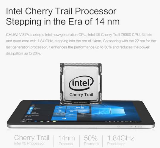 Cherry trail