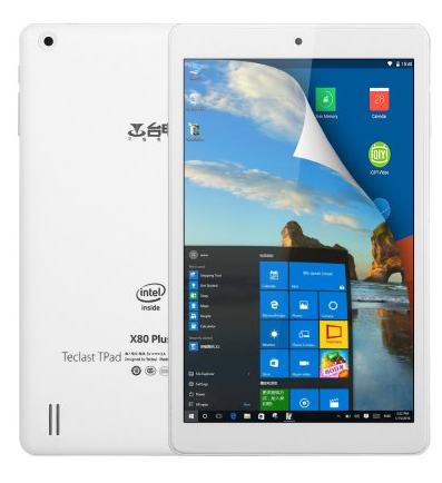 Teclast X80 Plus Tablet PC Windows 10   Android 5.1