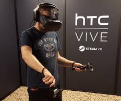 htc vive wear