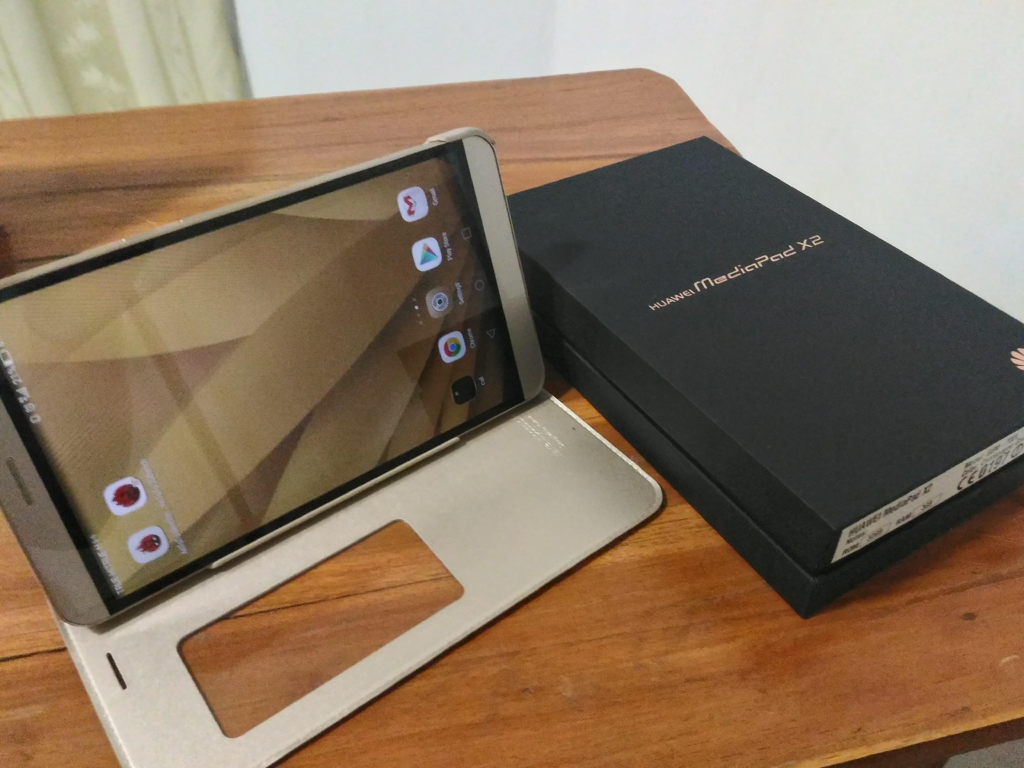 通話も可能なタブ「Huawei MediaPad X2」の実機レビュー! | GNJ