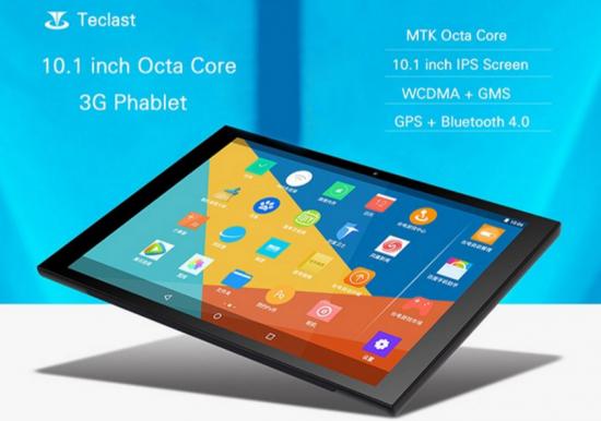 TecLast X10 3G Phablet