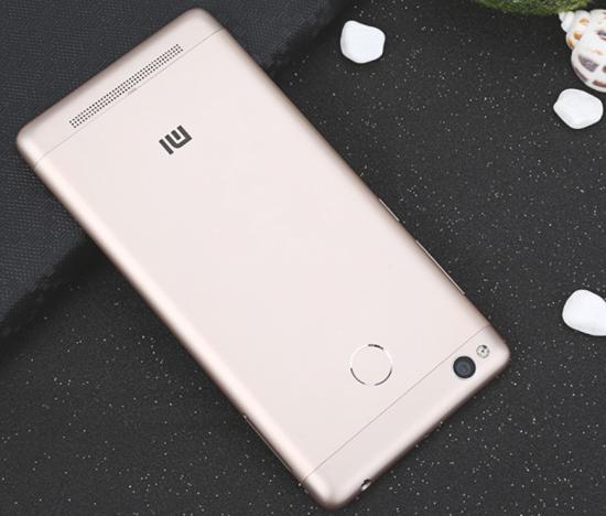 Xiaomi redmi 3 pro fingerprint sensor