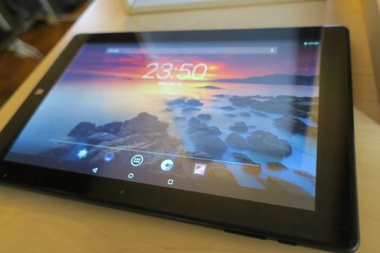 CHUWI Hi10 Display Android