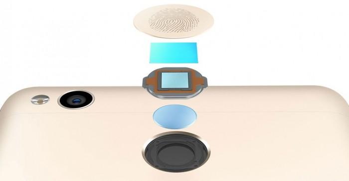 Xiaomi redmi 3x fingerprint sensor