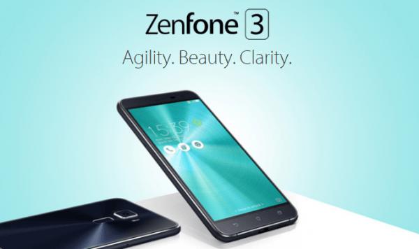 ZaenFone 3 ZE552KL