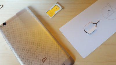 Xiaomi redmi 3 sim card SIM Slot