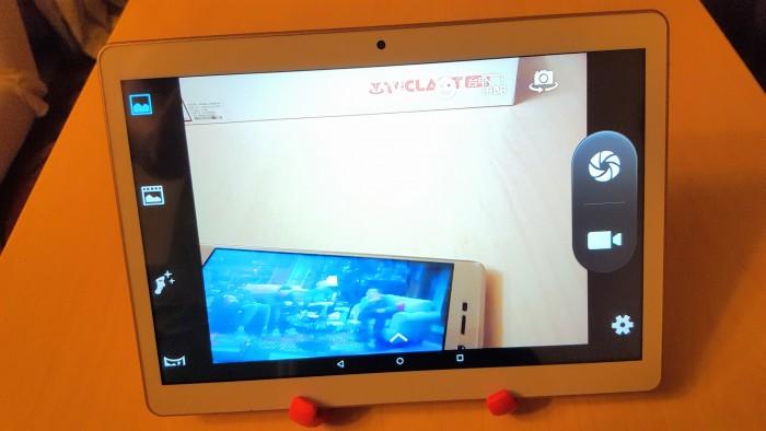 Teclast P98 3G camera