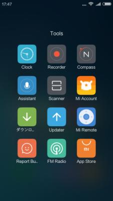 Xiaomi redmi apps
