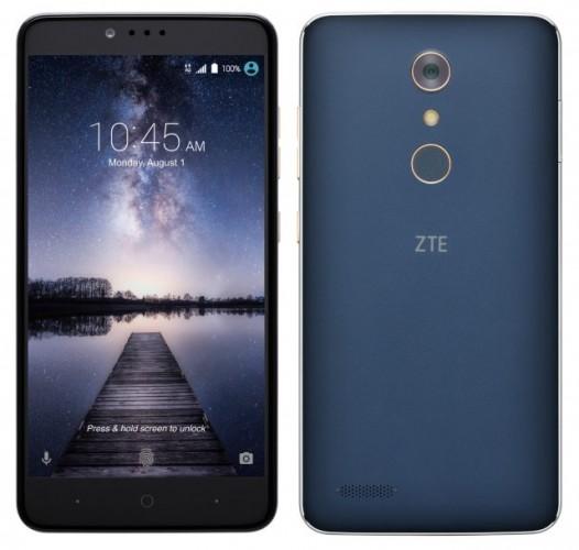 ZTE-ZMax-Pro-design