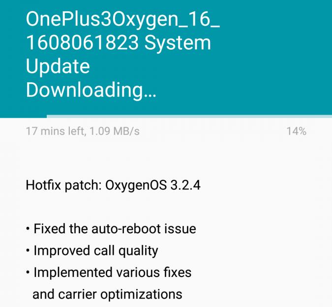 oxygen os 3.2.4