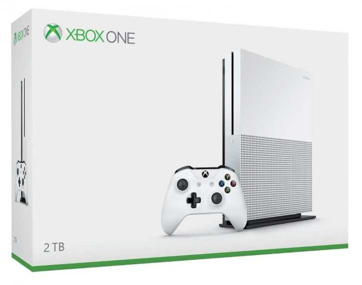 xbox one s 2tb limied version