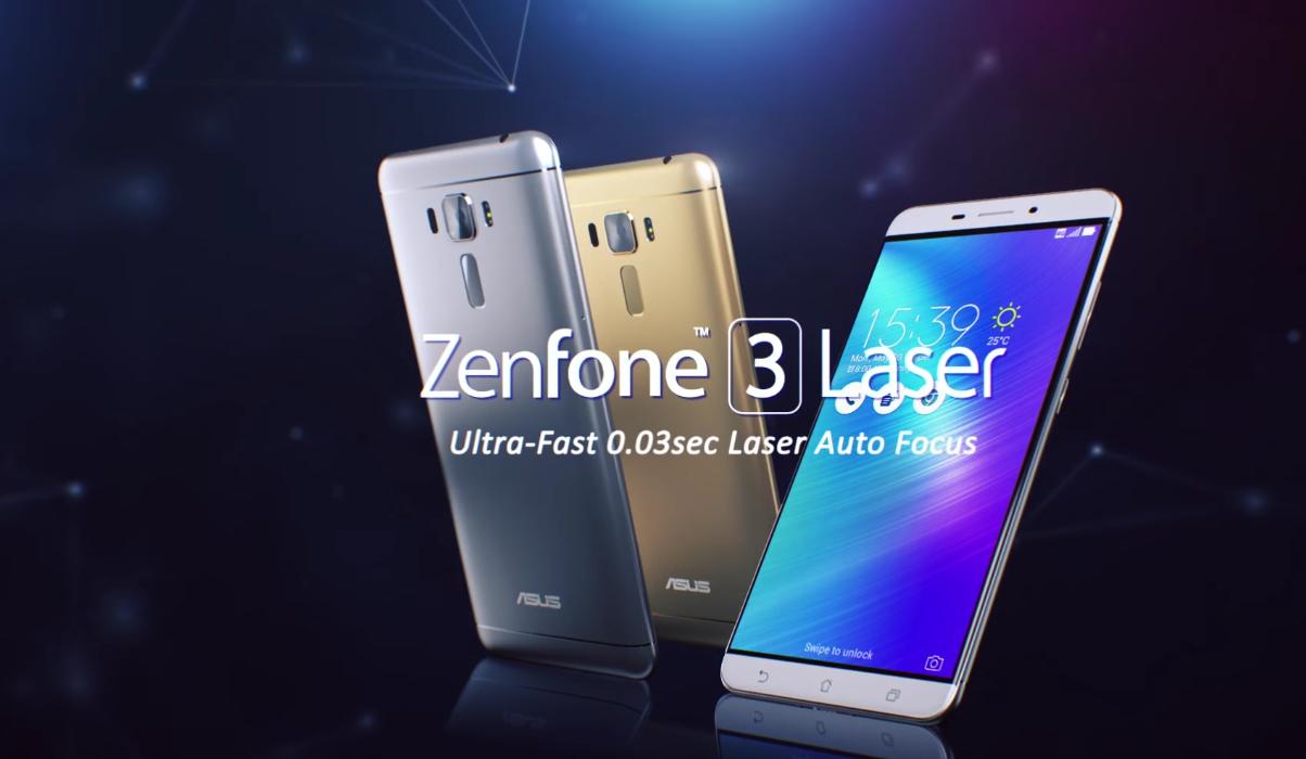 zenfone 3 laser promo youtube