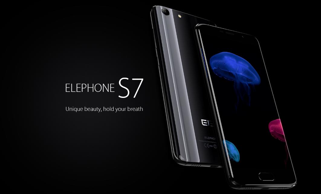 驚異のコスパ「Elephone S7」発売。Helio X20 10コア搭載で2万円以下